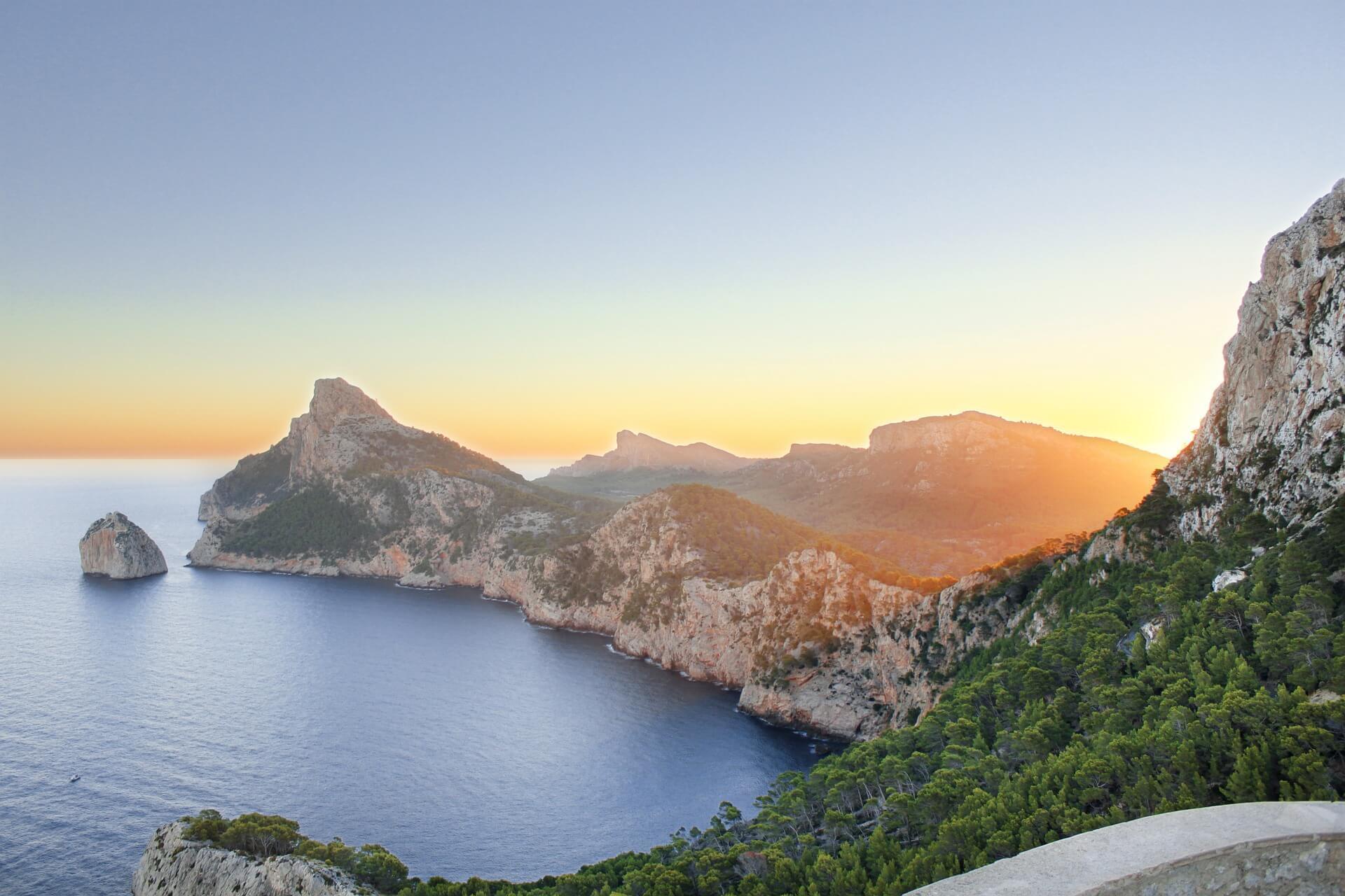 Mallorcas bergiger Norden