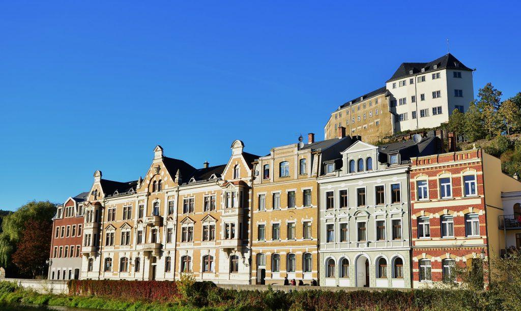 Reiseblog Thueringen Greiz Oberes SChloss
