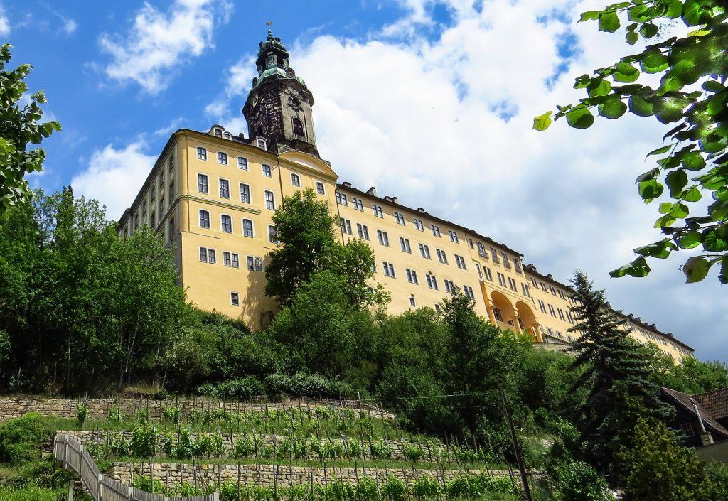 Schloss Heidecksburg in Rudolstadt Thüringen