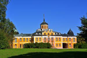 Schloss Belvedere in Weimar Thüringen