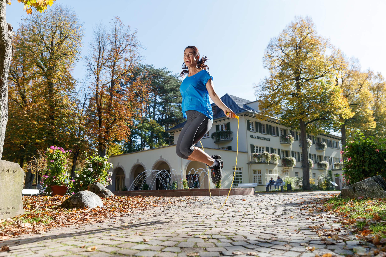Sport bei der Kur in Bad Mergentheim