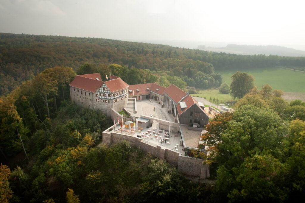 Die Whiskyburg Scharfenstein in Leinefelde
